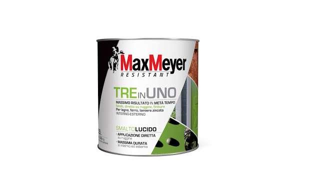 Colori Per Esterni Max Meyer : Maxmeyer tre in uno lo smalto ideale per ottenere il massimo