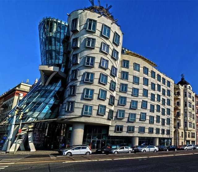 casa danzante Praga