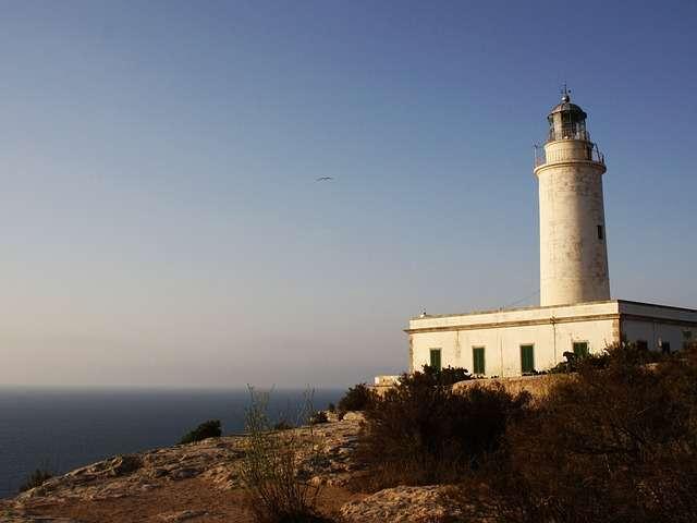 Faro a Formentera