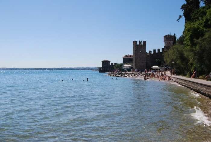 Spiaggia del Prete Sirmione