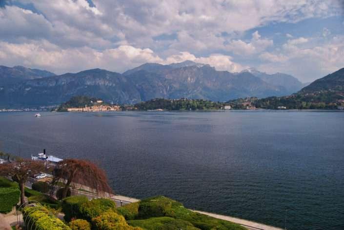 Villa Carlotta Panorama